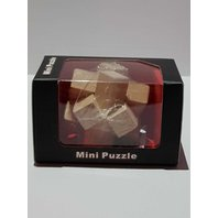 Puzzle din metal si lemn , mix, 6 Model-5