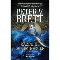 Razboiul la lumina zilei (Seria Demon  partea a III-a  paperback)