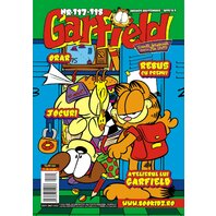 Revista Garfield 117-118