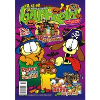 Revista Garfield Nr. 47-48