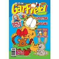 Revista Garfield Nr. 53-54
