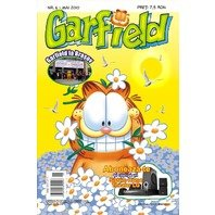 Revista Garfield Nr. 6