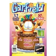Revista Garfield Nr. 7