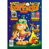 Revista Garfield nr 81-82