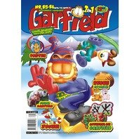 Revista Garfield nr. 85-86