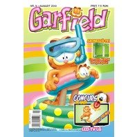 Revista Garfield Nr. 9
