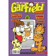 Revista Garfield Revista nr.101-102