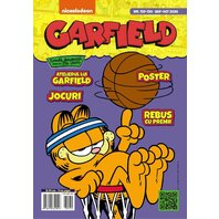 Revista Garfield Revista nr.129-130 cu insert