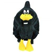 Rucsac de plus Warner Bros cu jucarie Daffy Duck