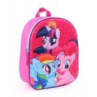 Rucsac My Little Pony Cutie Power 3D (23 cm)
