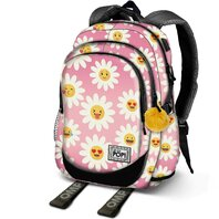 Rucsac Running OHMYPOP Happy Flowers, 44x30x17