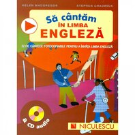 S? cânt?m în limba englez? & CD audio