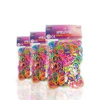 Set 600 Mix Benzi Elastice Loom Bands