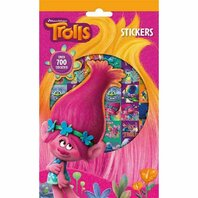 SET 700 DE STICKERE Trolls 2