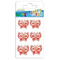 Set Creativ - Aplicatii decorative Strasuri Sticker, Fluturi