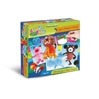 Set creativ - Set Pom pom Animale