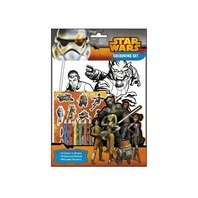 Set De colorat Star Wars Rebels