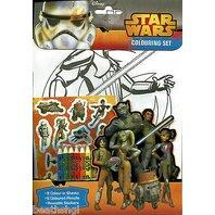 Set De colorat Star Wars Rebels