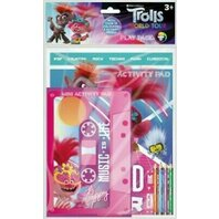 SET DE COLORAT Trolls 2 ACTIVITY PAD