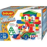 Set de construit Bauer, 50 piese