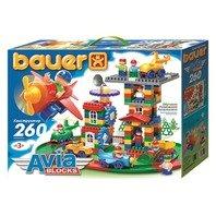 Set de construit Bauer Aeroport, 260 piese
