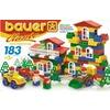 Set de construit Bauer Clasic, 183 piese