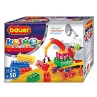 Set de construit Bauer Cosmos, 50 piese