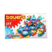 Set de construit Bauer Mecanic Carusel, 177 piese