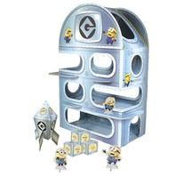 Set de construit din carton ecologic Minions