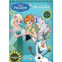 Set de stickere Frozen Fever