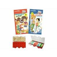 Set joc educativ LUK, varsta 7+, Matematica si limba romana