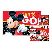 Set Mickey Mouse protectie masa 42X27 cm
