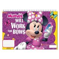 Set Minnie creativ 23X33 cm, 2 modele