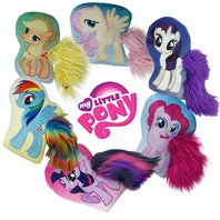 Set pernute My Little Pony