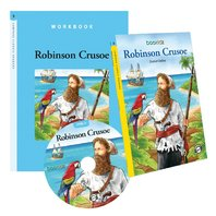 SET READERS 12 ROBINSON CRUSOE