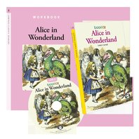 Set Readers 7 Alice In Wonderland