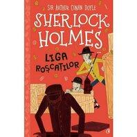 Sherlock Holmes. Liga roșcaților