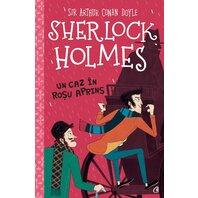 Sherlock Holmes - Un caz în roșu aprins