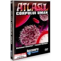 DVD Atlasul Corpului Uman - Sistemul imunitar. Ceasul biologic