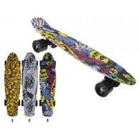 Skateboard graffiti 22