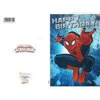 Spiderman Felicitare (1)