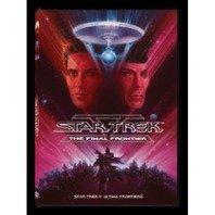 DVD Star Trek V: Ultima frontiera