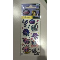 Sticker Animalute Pet Shop