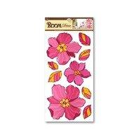 Sticker pentru perete Flori roz