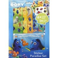Stickere Paradise Finding Dory