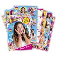 Set 200 stickere Soy Luna