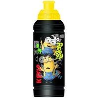 Sticla Minions negru - 480 ml