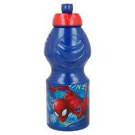 Sticla de apa plastic 400 ml SPIDERMAN GRAFFITI