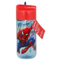Sticla de apa TRITAN 430 ml SPIDERMAN GRAFFITI