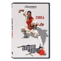 DVD Stiluri de lupta: China